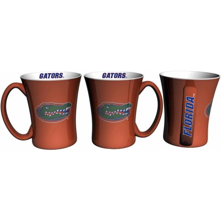 NCAA Florida Gators Set of Two 14 Ounce Victory Mugs
