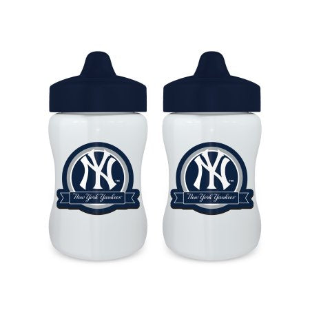 MLB New York Yankees Sippy Cup 2-Pack