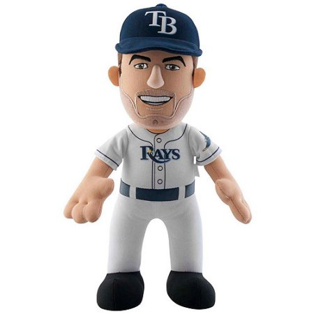 "MLB Player 10"" Plush Doll Tampa Bay Rays, Evan Longoria"