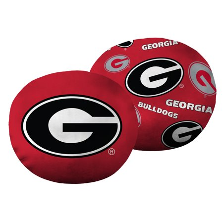 "NCAA Georgia Bulldogs 11"" Cloud Travel Pillow"