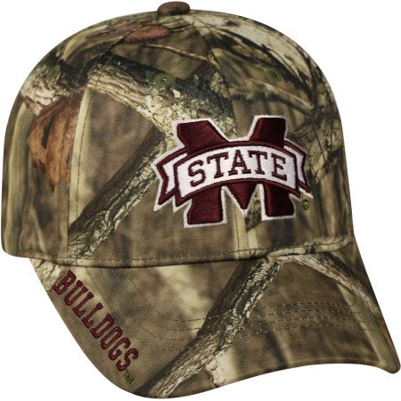 NCAA Men's Mississippi State Bulldogs Mossy Hat \ Cap