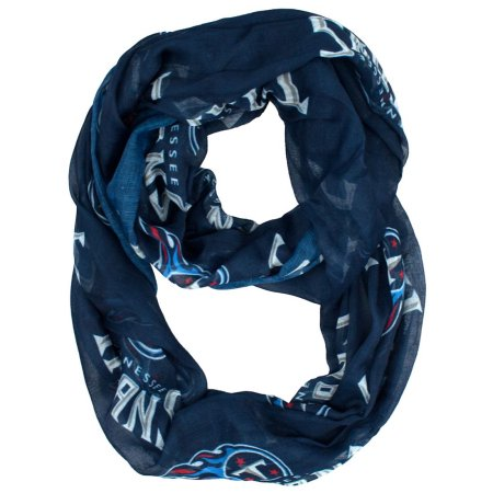 NFL Tennessee Titans Sheer Infinity Scarf - Little Earth