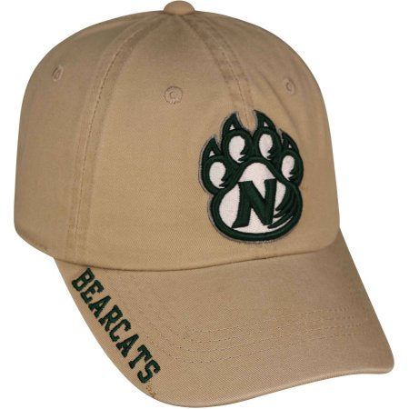 NCAA Men's NW Missouri State Bearcats Khaki Hat \ Cap