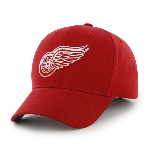 NHL Detroit Red Wings Adjustable Hat
