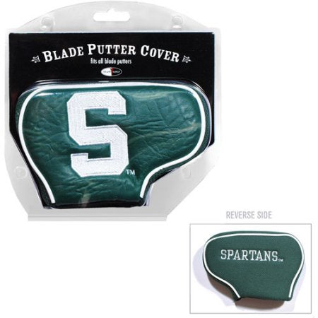 Team Golf NCAA Michigan State Spartans Golf Blade Putter Cover