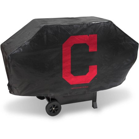 MLB Cleveland Indians Deluxe Grill Cover