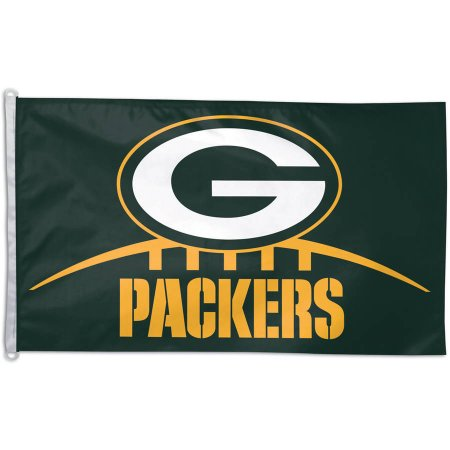NFL Green Bay Packers Team 3' x 5' Flag, Style 2