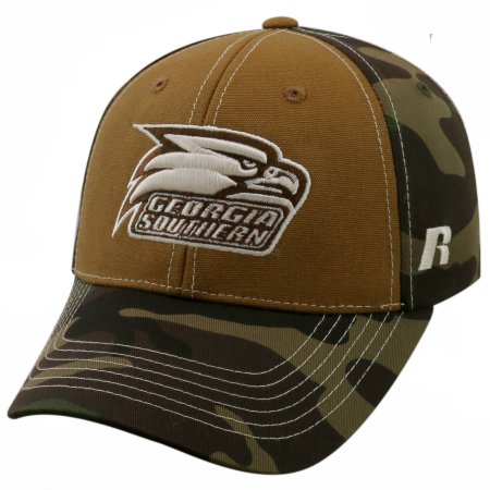 NCAA University of Georgia Southern Eagles Mossy Baseball Hat \ Cap