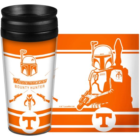 NCAA Tennessee Volunteers Star Wars Full-Wrap Tumbler, 14 oz