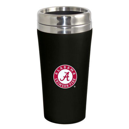 NCAA Alabama Double Walled Travel Tumbler