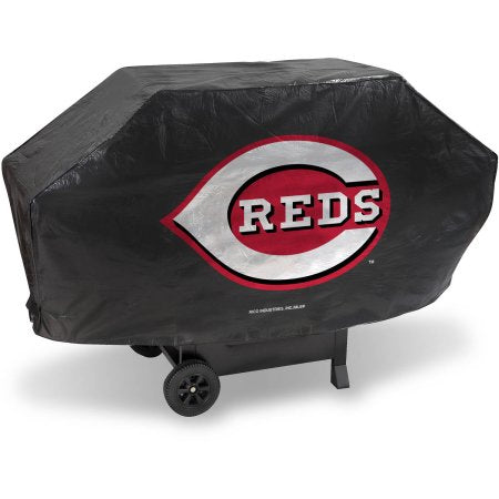 MLB Cincinnati Reds Deluxe Grill Cover