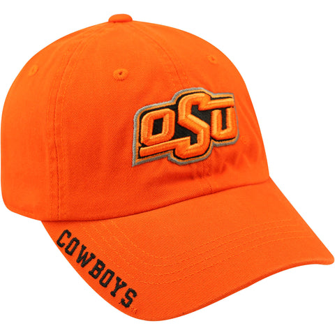 NCAA Men's Oklahoma State Cowboys Home Hat \ Cap - Orange