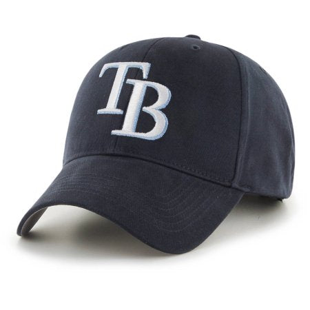MLB Tampa Bay Rays Adjustable Cap / Hat by Fan Favorite