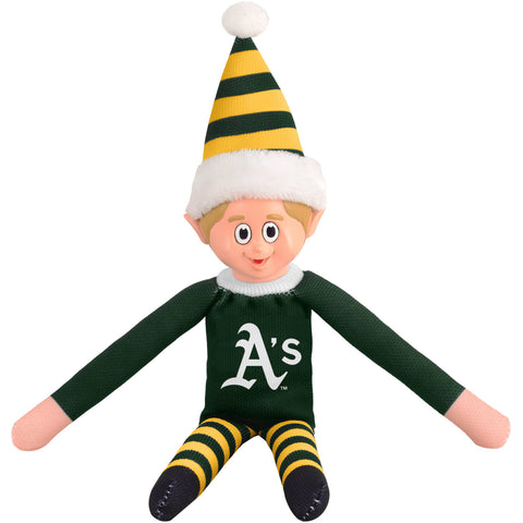 MLB Oakland Athletics Team Elf - Forever Collectibles