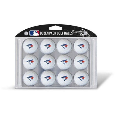 Team Golf MLB Toronto Blue Jays Golf Balls, 12 Pack