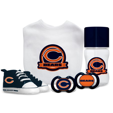 NFL Chicago Bears 5-Piece Baby Gift Set