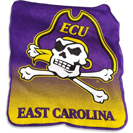 East Carolina Raschel Throw