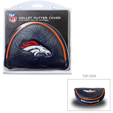 Team Golf NFL Denver Broncos Golf Mallet Putter Cover