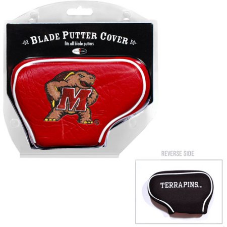 Team Golf NCAA Maryland Terrapins Golf Blade Putter Cover