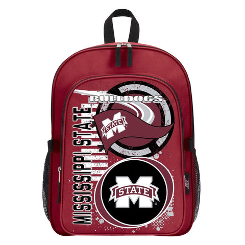 "Mississippi State Bulldogs ""Accelerator"" Backpack and Lunch Bag Set"