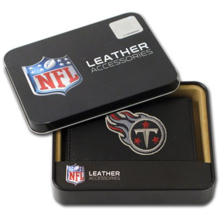 NFL - Men's Tennessee Titans Embroidered Trifold Wallet