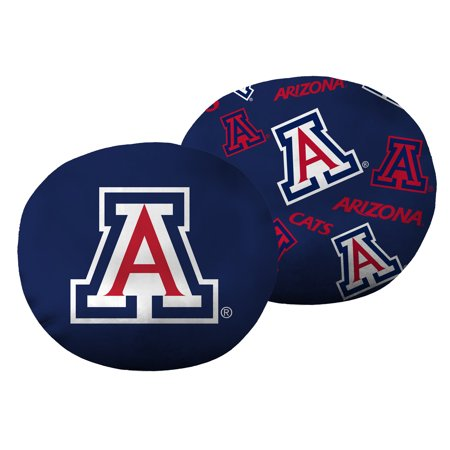 "NCAA Arizona Wildcats 11"" Cloud Travel Pillow"