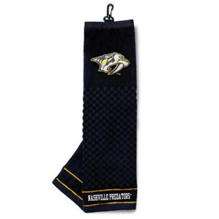 NHL Nashville Predators Embroidered Golf Towel
