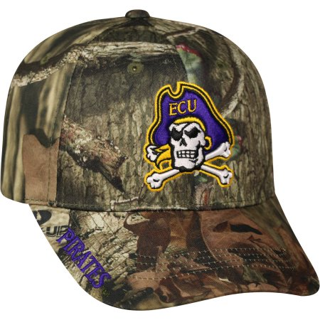 NCAA Men's East Carolina Pirates Mossy Hat \ Cap