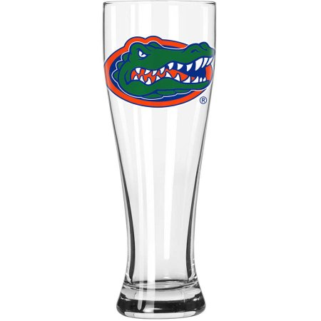 Boelter Brands NCAA University of Florida Gators 23-Ounce Grand Pilsner with Full Color Team Logo