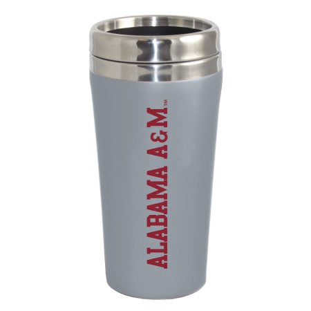 NCAA Alabama A & M Double Walled Travel Tumbler 16 oz
