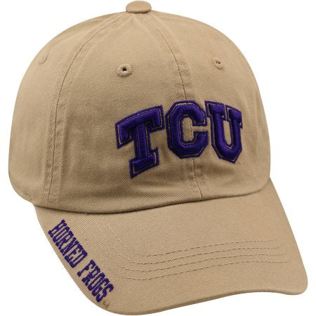 NCAA Men's TCU Horned Frogs Away Hat \ Cap