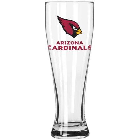 Boelter Brands NFL Arizona Cardinals 23-Ounce Grand Pilsner with Full Color Team Logo