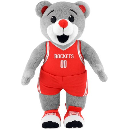 "NBA Houston Rockets Mascot Clutch 10"" Plush Figure"