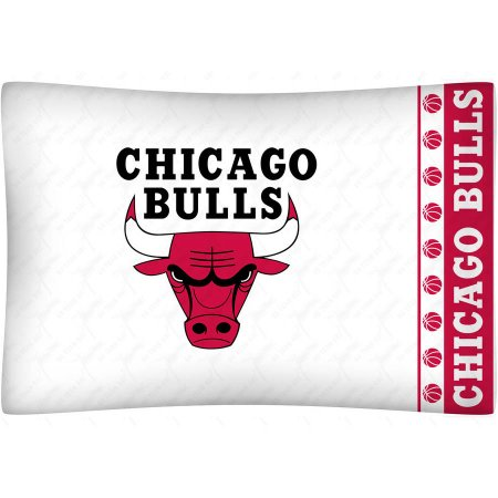 NBA Chicago Bulls Pillow Case
