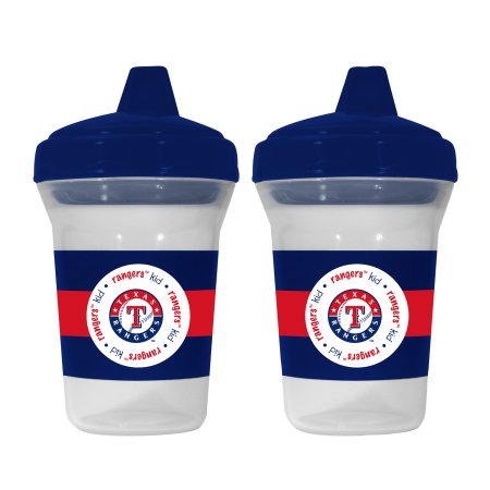 MLB Texas Rangers Sippy Cup 2-Pack
