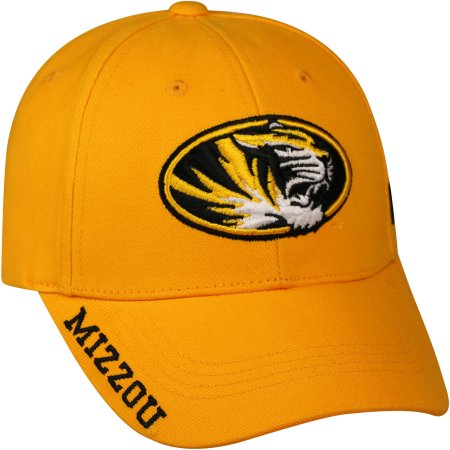 NCAA Men's Missouri Tigers Alt Color Hat \ Cap