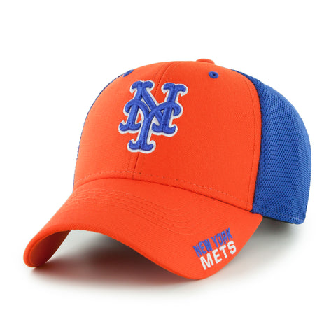 MLB New York Mets Completion Mesh Back Adjustable Hat