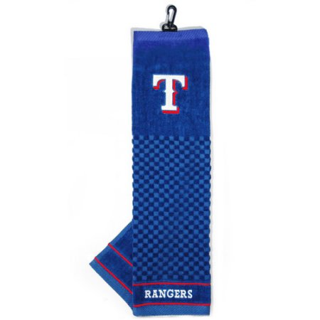 MLB Texas Rangers Embroidered Golf Towel