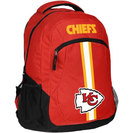 NFL Kansas City Chiefs  Action Stripe Logo Backpack
