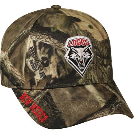 NCAA Men's New Mexico Lobos Mossy Hat \ Cap