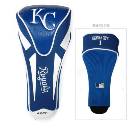 MLB Kansas City Royals Single Apex Driver Head Cover