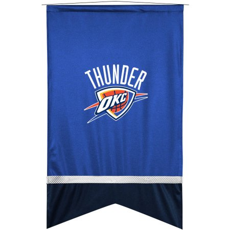 NBA Oklahoma City Thunder Wall Flag