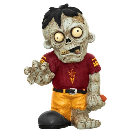 NCAA University of Illinois Fighting Illini Zombie Figurine - Forever Collectibles