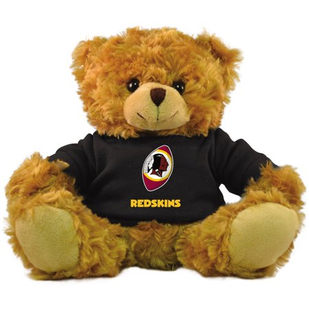 "Bleacher Creatures NFL 9"" Rally Men Hoodie Bear, Washington Redskins"