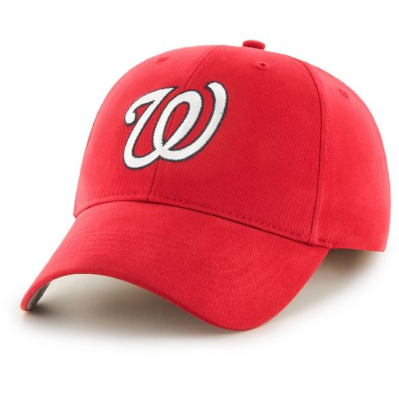 Fan Favorite - MLB Adjustable Hat / Cap - Washington Nationals