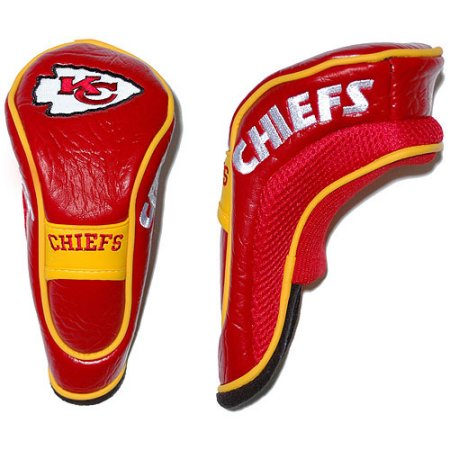 NFL Kansas City Chiefs Hybrid Head Cover
