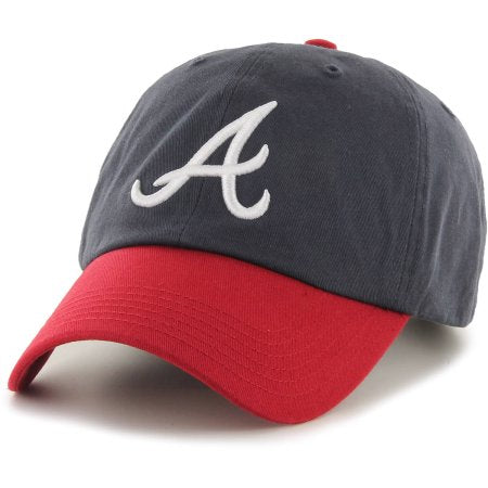 MLB Atlanta Braves Clean Up Hat / Cap by Fan Favorite