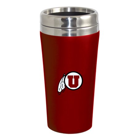NCAA Utah Utes Double Walled Travel Tumbler