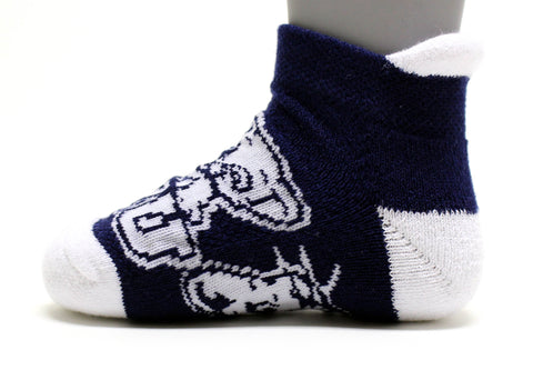 NCAA BYU Cougars Baby Footie Socks