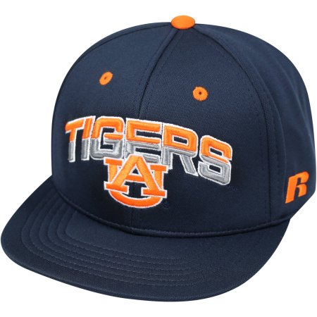 NCAA University of Auburn Tigers Flatbill Baseball Hat \ Cap